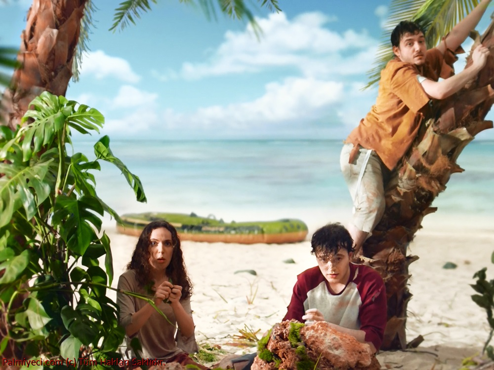 Ülker Çizi -  Tropical Island - Advertising film